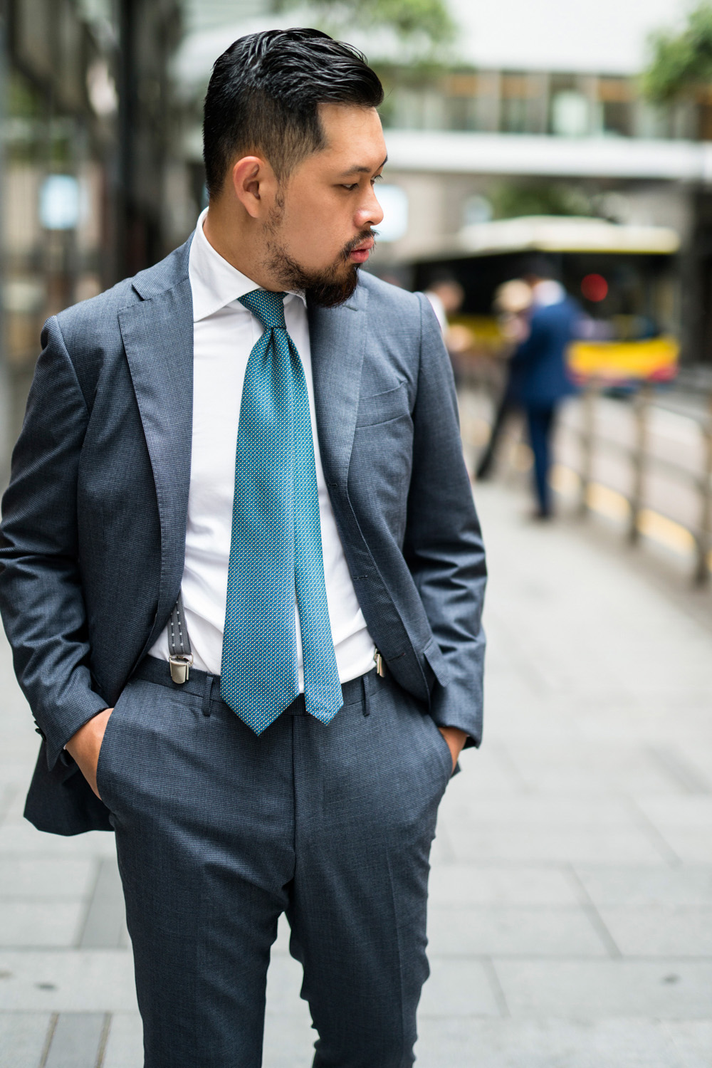 Shades of Blue – The Armoury